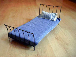 Toy Bed Frame