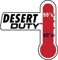 Desert Duty Rated
