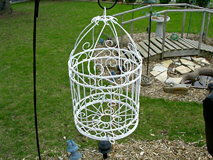 Ornamental Bird Cage