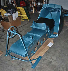 Snowmobile Restoration
