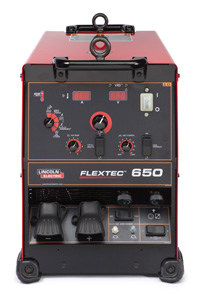 Flextec 650 Faceplate