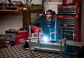 Three Simple Ways to Reduce Energy Consumption in Your Welding Operations