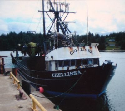 Fishing Boat Renovation
