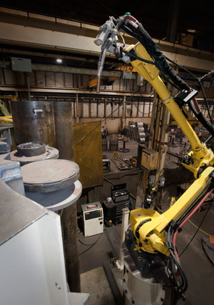 Robotic Welding Applications