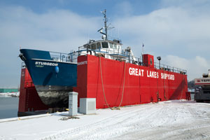 Great Lakes Shipyard