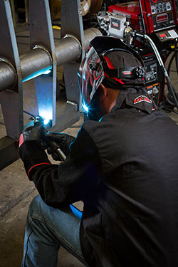 Leppert Machine Welding