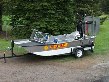 Lincoln Electric Mig Welder >> Custom Fabricated Airboat