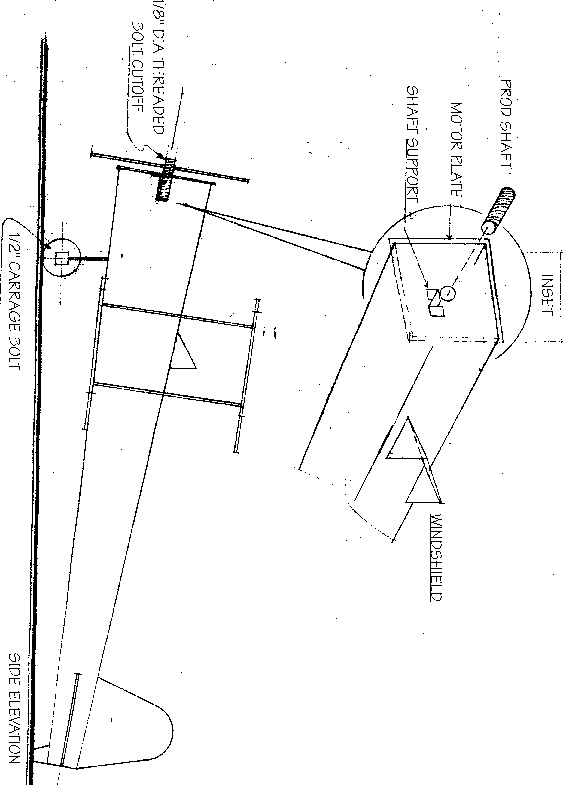 Blueprints For A Modern Four Bedroom Home: Build A Biplane