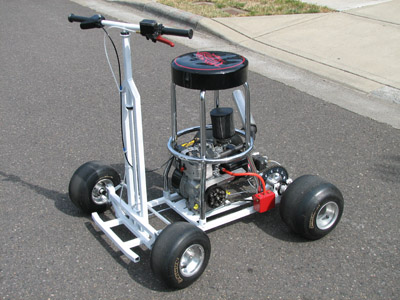 Bar Stool Racer
