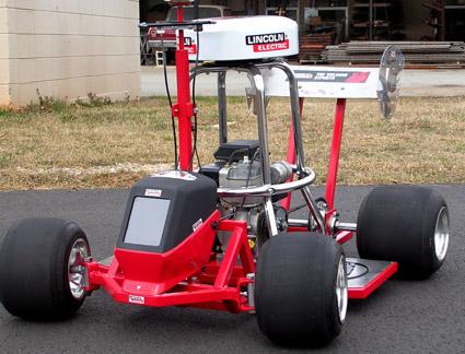 Lincoln Electric Mig Welder >> Barstool Racer