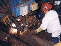 Longitudinal Seam Welding