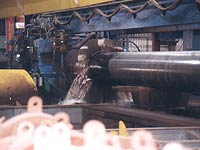 Hydrostatically Pressure Tested Pipe