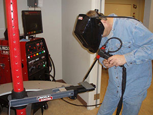 Virtual Training: Carpenters Union Incorporates Innovative Education Tool to Prep Students for Crucial Welding Skills and Certif