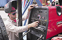 Engine Driven Welders