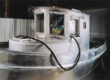 Aluminum Boat Fabrication