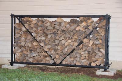 firewood rack - Firewood Rack