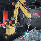 Robotics: Fixturing for Robotic Welding