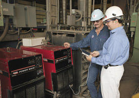 PowerWave AC/DC 1000 Welding Power Source