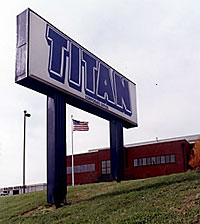 Titan Contracting & Leasing Co., Inc., Titan Fabricators, Inc. and National Steel Erection, Inc.