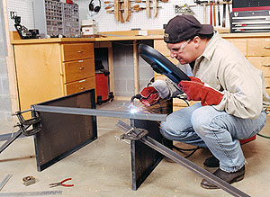 Terrific Metal Welding Table Download Free Architecture Designs Embacsunscenecom