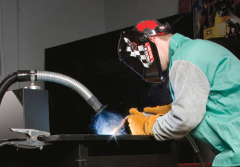 Welding Equipment to meet NESHAPS Regulations