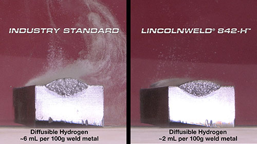 Minimizing Risk in Offshore Submerged Arc Welding