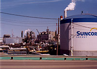 Suncor Fort McMurray oil sands
