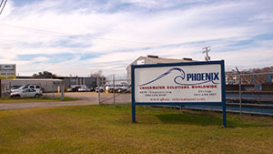 Phoenix International: New Process for Welding Aluminum Underwater