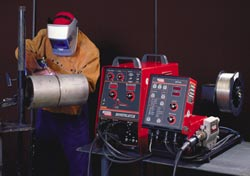 STT: Pipe Welding with STT Process