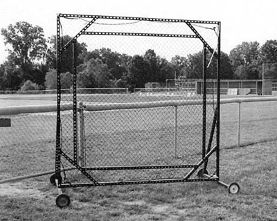 Build a Pitching Screen