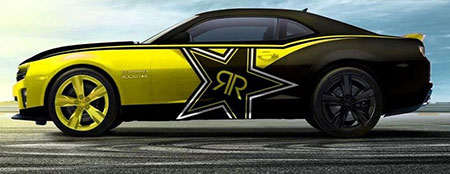 Rockstar Performance Garage Brings Renewed Energy to Custom-Vehicle Market
