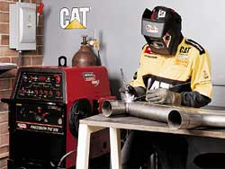 GTAW: Precision TIG Series Part 4 - Rated Output, Current Range and Input Current