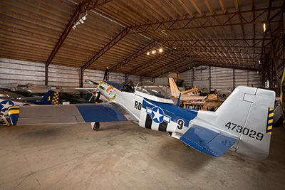 Titan Aircraft Keeps History Alive with T-51 Mustang