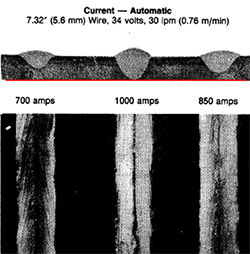 Variables that Affect Weld Penetration