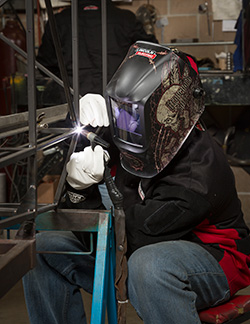 Choosing a Welding Helmet