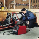 How to Select a Compact Wire Feed Welder