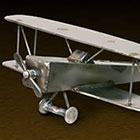 Stainless Steel Biplane Project