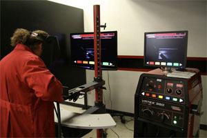 VRTEX 360 Virtual Reality Arc Welding Training Systems