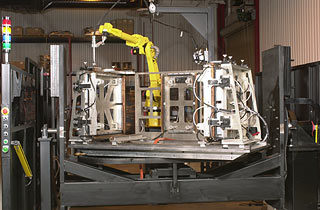 Fixturing For Robotic Welding