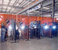 Welding Training Center