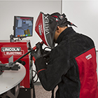 Welding Educators in Workshop