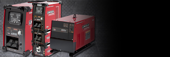 500 Amp Advanced Process Welders