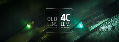 4C Lens Technology Comparison