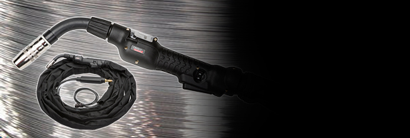spool push pull welding guns lincoln electric magnum pro al
