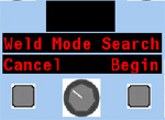 Weld Mode Search