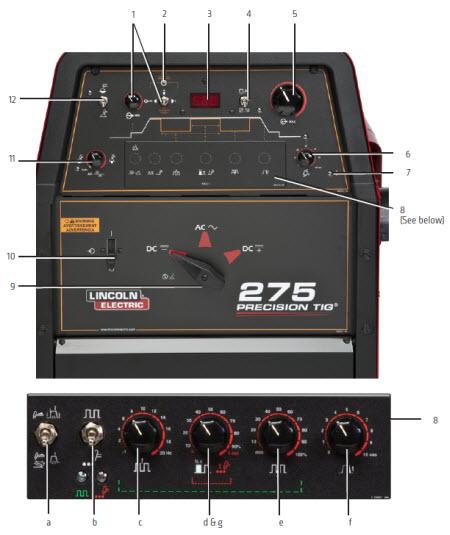 Precision TIG® 275 TIG Welder