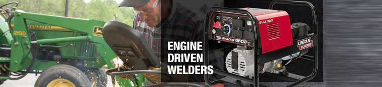 Retail Engine Driven Welders