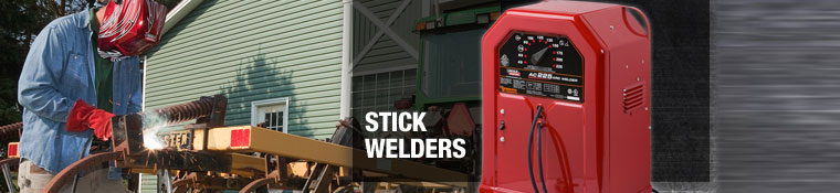 Retail Stick Welders