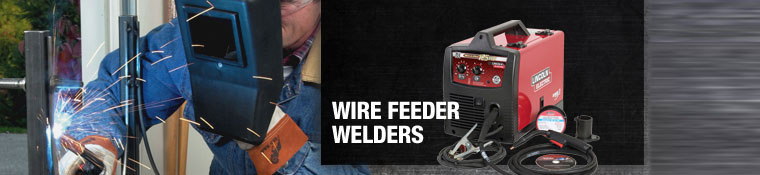 Retail Wire Feeder Welders