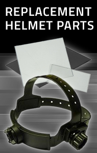 Helmet Replacement Parts